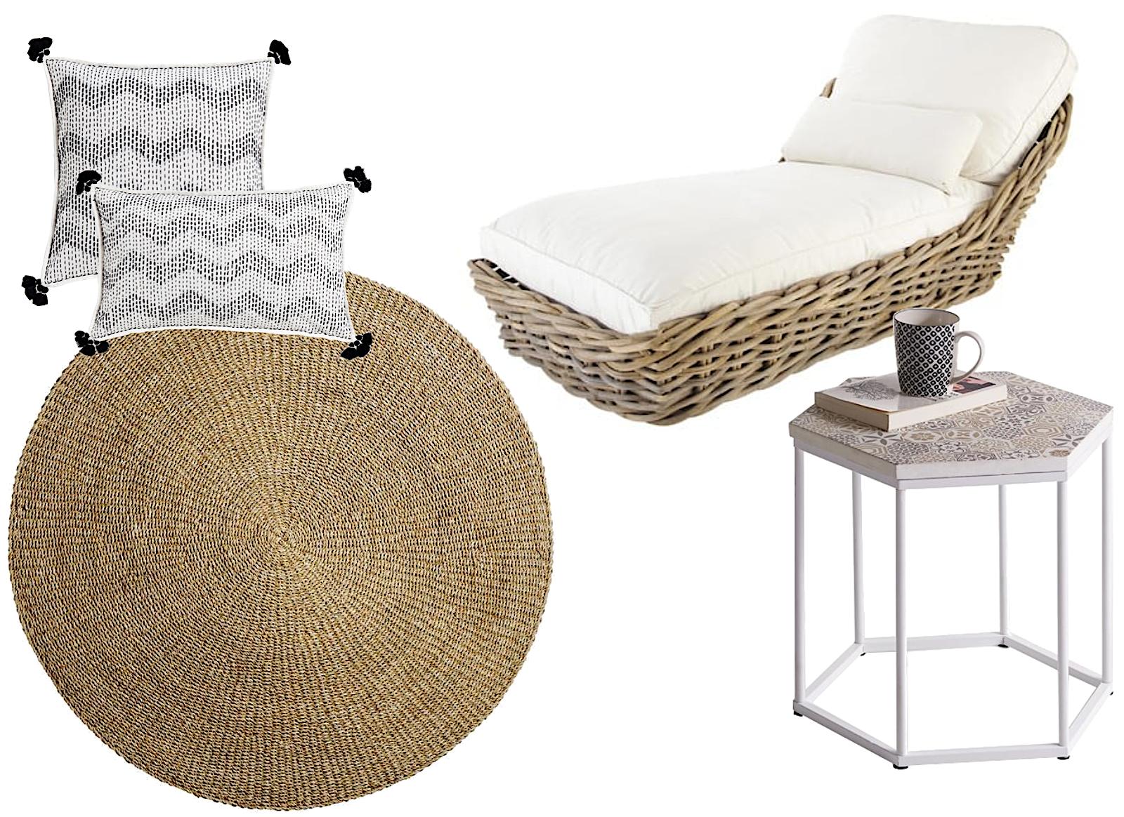 maison du monde tapis exterieur great tapis with maison. Black Bedroom Furniture Sets. Home Design Ideas